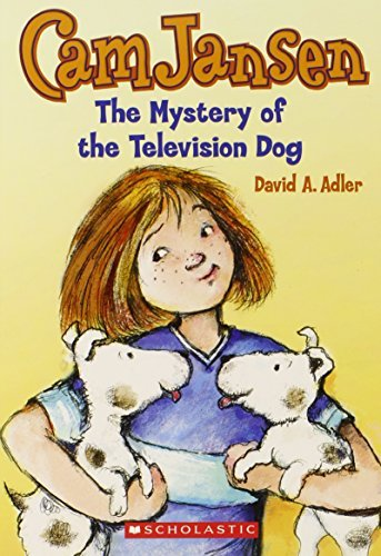David A. Adler Cam Jansen & The Mystery Of The Television Dog