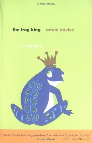 Adam Davies The Frog King