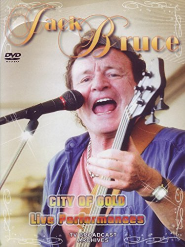Jack Bruce City Of Gold Live Performance Nr