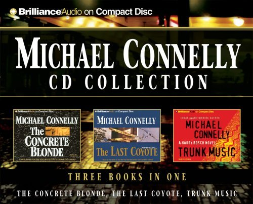 Hill Dick Connelly Michael Michael Connelly CD Collection 2 The Concrete Blo