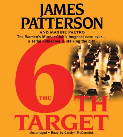 James Patterson The 6th Target Abridged