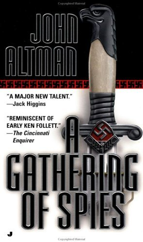 John Altman A Gathering Of Spies