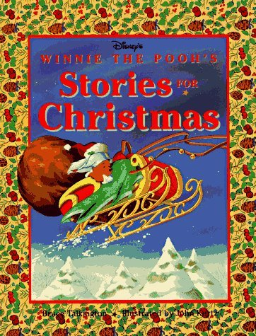 Bruce Talkington Winnie The Pooh's Stories For Christmas
