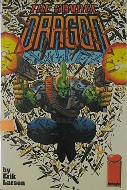 Erik Larsen Savage Dragon