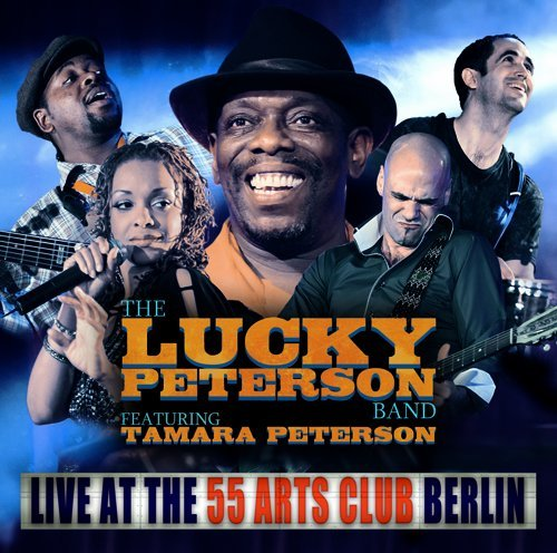 Lucky Band Peterson/Live At The 55 Arts Club@Import-Eu@2 Cd