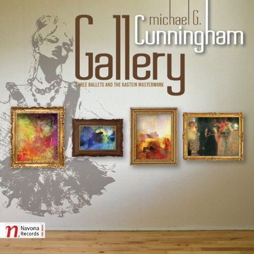 Michael G. Cunningham Gallery Three Ballets & The G Enhanced CD