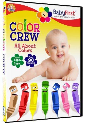 Color Crew-All About Colors/Color Crew-All About Colors@Tvy