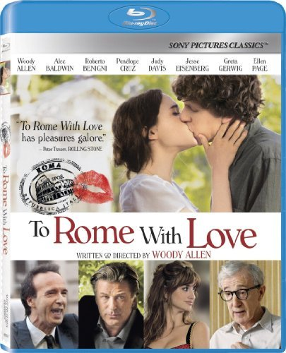 To Rome With Love To Rome With Love Blu Ray Aws R