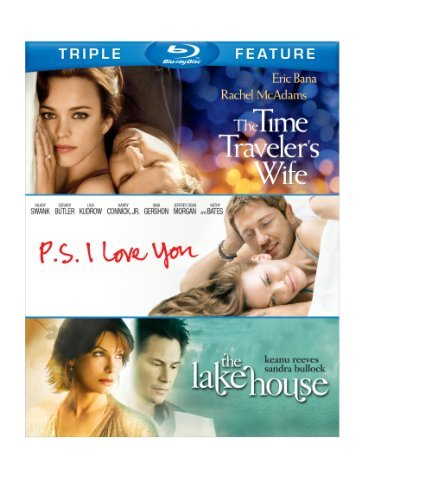 Time Traveler's Wife P.S. I Lo Time Traveler's Wife P.S. I Lo Blu Ray Ws Nr 3 Br