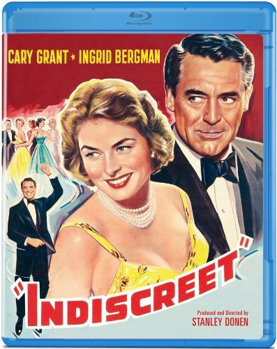 Indiscreet (1958)/Grant/Bergman@Blu-Ray/Aws@Nr