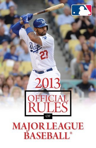 Triumph Books Official Rules Of Major League Baseball 2013