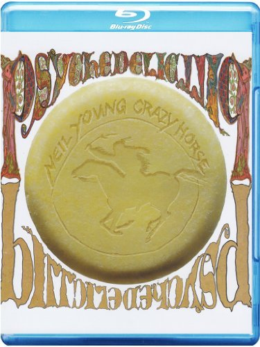 Neil Young & Crazy Horse Psychedelic Pill (blu Ray Audio) Blu Ray Audio