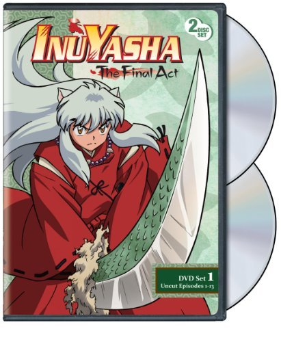 Inuyasha The Final Act Set 1 Nr 2 DVD