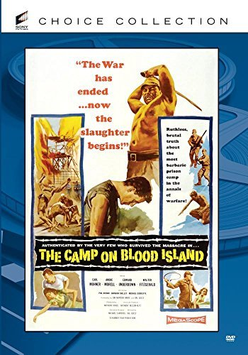 Camp On Blood Island Underdown Mohner Morell DVD Mod This Item Is Made On Demand Could Take 2 3 Weeks For Delivery