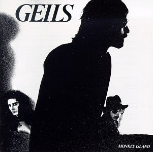 J. Geils Band Monkey Island
