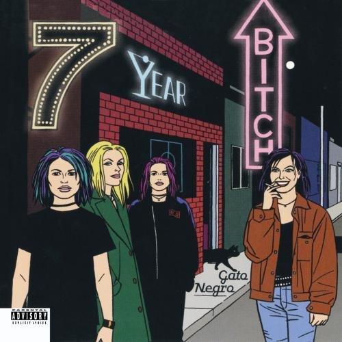 7 Year Bitch/Gato Negro@Cd-R