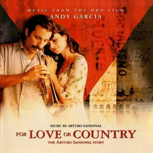 For Love Or Country Arturo San Soundtrack CD R