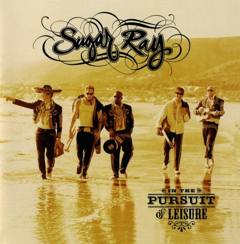 Sugar Ray In The Pursuit Of Leisure CD R