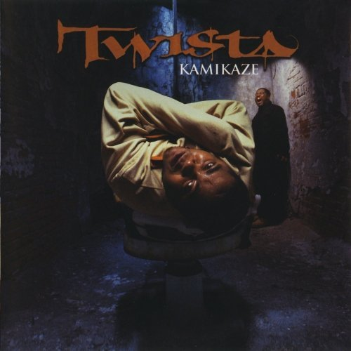 Twista Kamikaze CD R Incl. Bonus Tracks