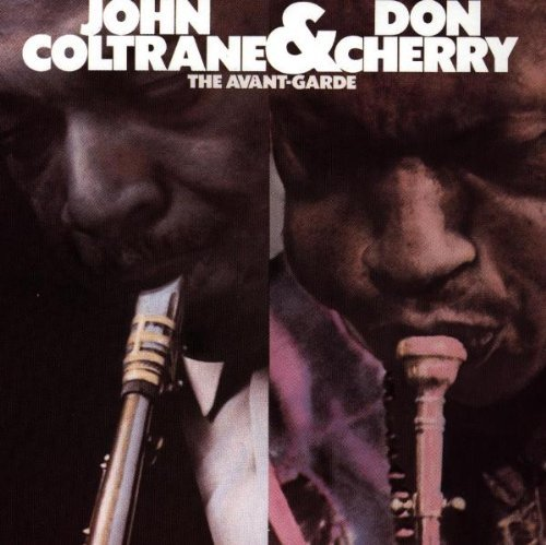 Coltrane Cherry Avant Garde CD R