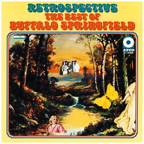 Buffalo Springfield Best Of Retrospective