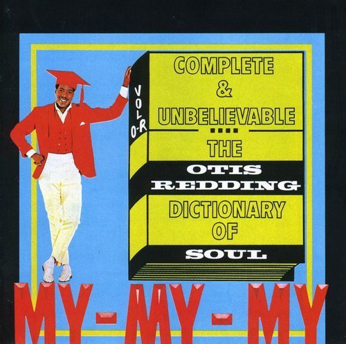 Otis Redding Dictionary Of Soul