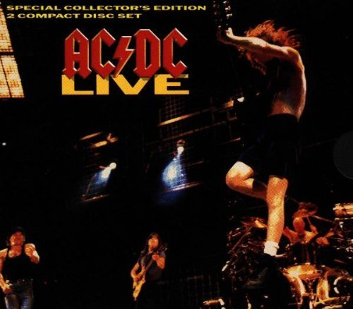 Ac Dc Live Special Collector Edition Incl. Poster 2 CD Set