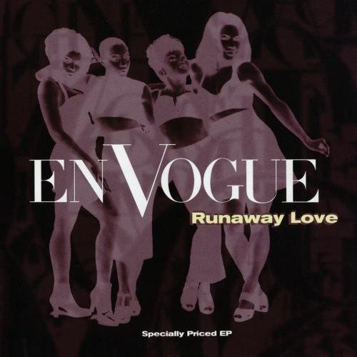 En Vogue Runaway Love CD R