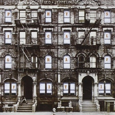 Led Zeppelin Physical Graffiti Remastered