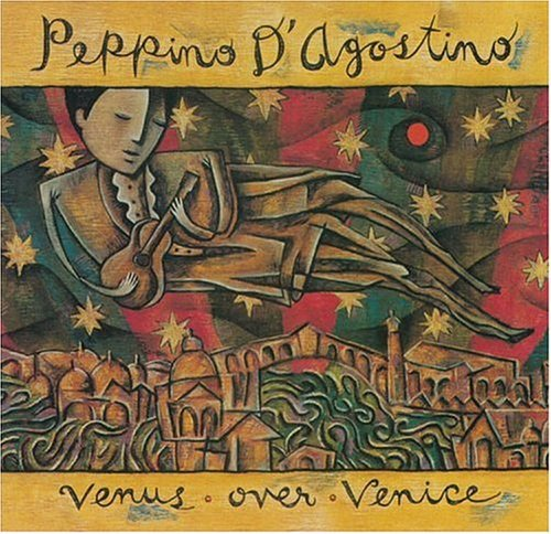 Peppino D'agostino Venus Over Venice