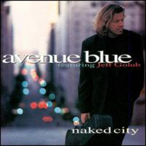 Avenue Blue Naked City