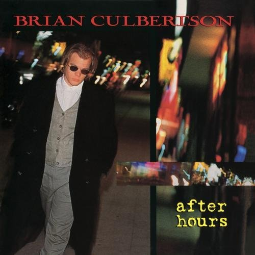 Brian Culbertson After Hours CD R