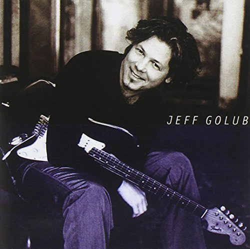 Jeff Golub Out Of The Blue CD R