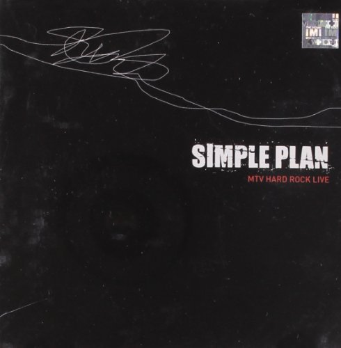 Simple Plan Live From The Hard Rock CD R
