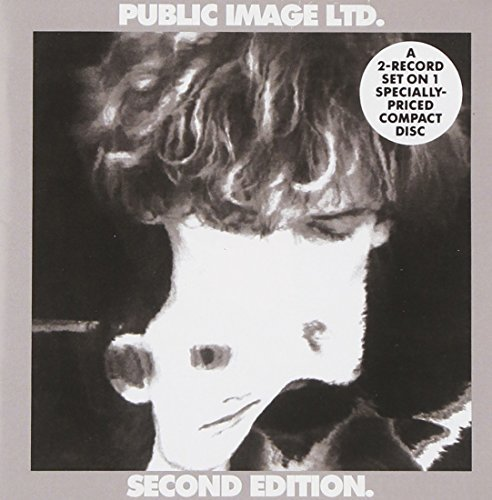 Public Image Ltd. Second Edition CD R