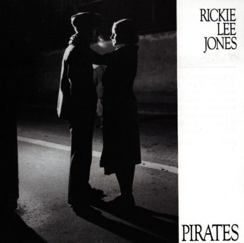 Rickie Lee Jones Pirates CD R