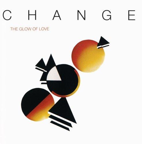 Change/Glow Of Love@Cd-R