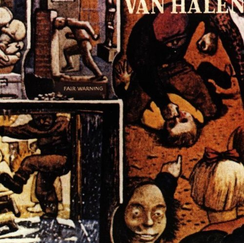 Van Halen Fair Warning