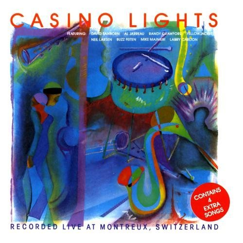 Casino Lights Live At Montr Casino Lights Live At Montreux CD R Jarreau Crawford Larsen