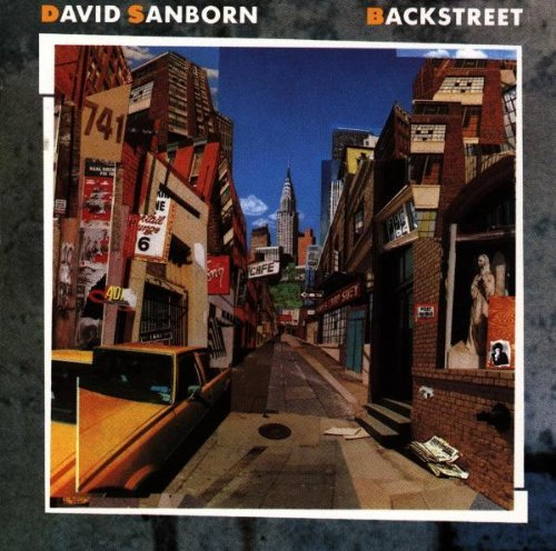 Sanborn David Backstreet