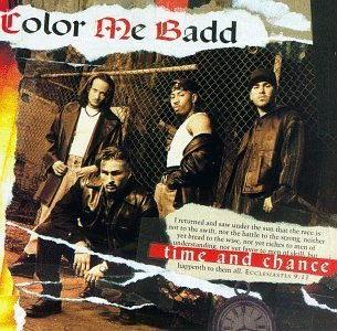 Color Me Badd Time & Chance