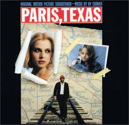Paris Texas Soundtrack Music By Ry Cooder
