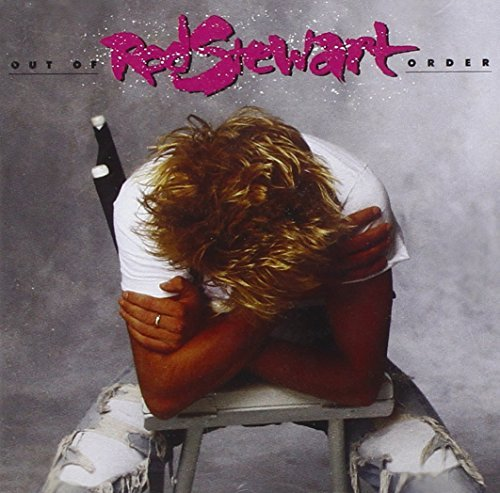 Rod Stewart Out Of Order CD R