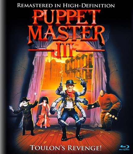 Puppet Master 3 Puppet Master 3 Blu Ray R
