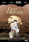 Grave Of The Fireflies Studio Ghibli DVD Nr