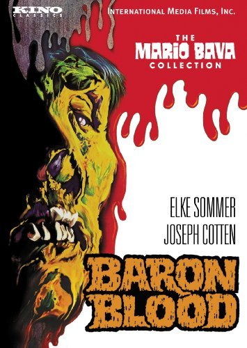 Baron Blood Sommer Cotten Ws Remastered Ed. Nr
