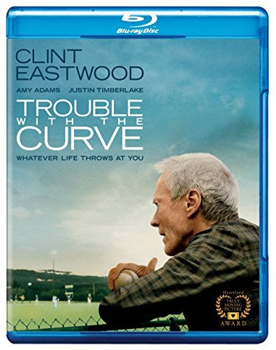 Trouble With The Curve Eastwood Adams Timberlake Blu Ray Ws R Incl. DVD Uv