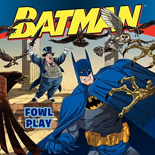 John Sazaklis Batman Classic Fowl Play