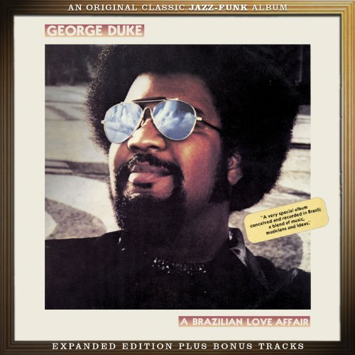 George Duke Brazilian Love Affair Expanded Import Gbr