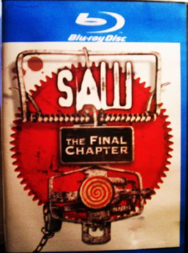 Saw The Final Chapter DVD (blu Ray) Blu Ray